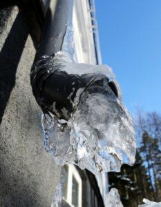 Frozen Pipe