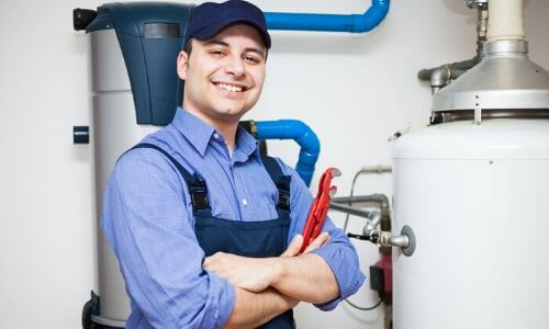 Water Heater Services Technician